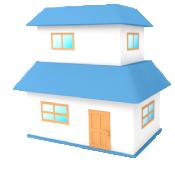 2階建住宅